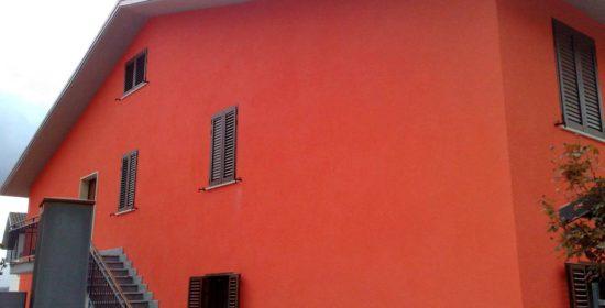 Riconsolidamento Palazzina L' Aquila post-sisma 2009